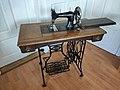 "Gritzner Sewing Machine ""R"", open.jpg"