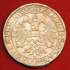 Groningen, rijksdaalder 1602