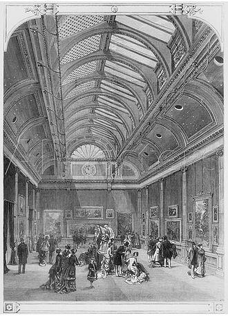 Grosvenor Gallery - Image: Grosvenor Gallery
