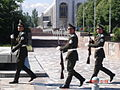 Guard of honor in Kyrgyzstan.jpg