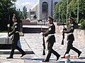 Guard of honor in Kyrgyzstan.jpg