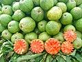 Guava - Psidium guajava fruit of Salem.jpg