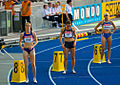 Atletiek in Peking