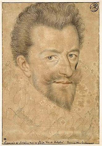Catholic League (French) - Henry, Duke of Guise, founder and leader of the Catholic League