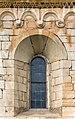 Gurk Domplatz 1 Dom Südwand Fries und Fenster 30092020 8157.jpg