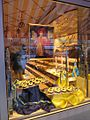 Gustav II Adolph of Sweden window display 2012 Stockholm.jpg