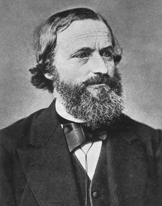 Davy Medal - Image: Gustav R. Kirchhoff