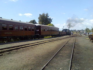 Glenbrook Vintage Railway vintage steam railway in New Zealand