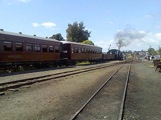 Glenbrook Vintage Railway - Image: Gvr workshops
