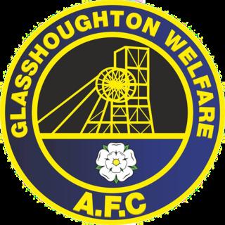 Glasshoughton Welfare A.F.C. Association football club in Castleford, England