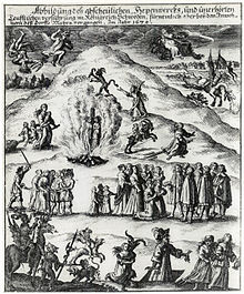 Mora witch trial - Wikipedia