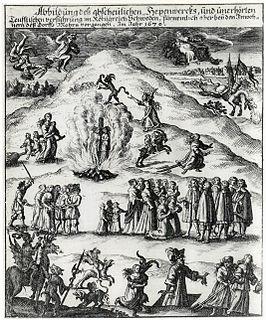 Witch trials in Sweden
