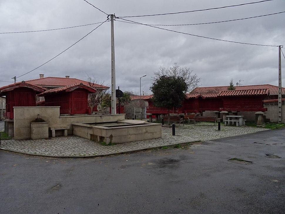 Hórreos, Porqueira, Ourense 05