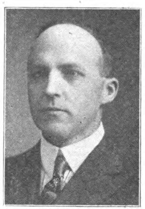 H. Ross Ake - circa 1920
