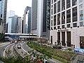 HK 中環 Central 干諾道中 50 Connaught Road 中國農銀大廈 ABC bank Tower October 2018 SSG 02.jpg