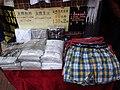 HK 佐敦 Yau Ma Tei 廟街 Temple Street December 2018 SSG 10 man under shorts clothing checkered.jpg