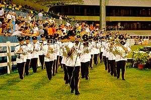 Hong Kong Police Band - Image: HK Police Band