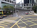HK tram 102 view 香港島北 Island North Admiralty Queensway November 2020 SS2 10.jpg