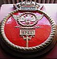HMS Centurion, crest.jpg
