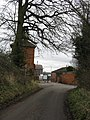 Hadzor - Entrance To Berry's Farm - geograph.org.uk - 1767991.jpg