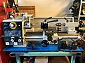 Hafco Metalmaster AL-250G bench lathe.jpg