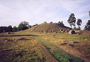 Håga mound - Hågahögen