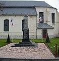 Haillicourt - Monument aux morts.JPG
