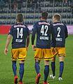 Halbfinale ÖFB Cup SV Grödig gegen FC Red Bull Salzburg (28.April 2015) 05.JPG