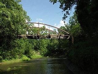 Half Chance Iron Bridge bridge in United States of America