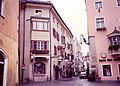 Hall in Tirol 1993 - Rosengasse - Bank Fur Tirol.jpg