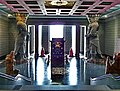 Hall of the Four Heavenly Kings, Chung Tai Chan Monastery 20080613a.jpg
