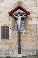 Hallerndorf Kreuzkapelle Kruzifix 3080256.jpg