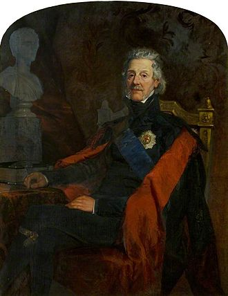 Hamilton Low Parks Museum - Alexander, 10th Duke of Hamilton, the subject of the exhibit 'At Home with the Duke and Duchess'