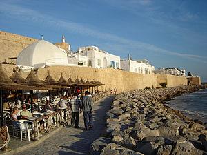 Hammamet, Tunisia - Hammamet Medina