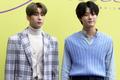 Han Seung-woo and Cho Seung-youn at Seoul Fashion Week SS 2020 06.png