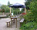 Handbrauerei Forstner Gastgarten 02.jpg