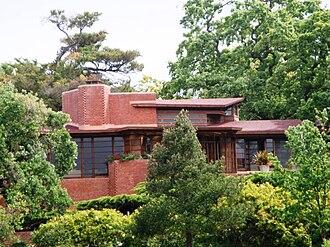 Hanna–Honeycomb House - Image: Hanna house 1