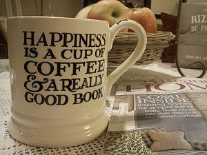 Emma Bridgewater - A mug made by the company
