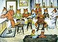 Harry B. Neilson, The Fox's Frolic (4).jpg