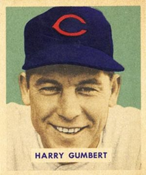 Harry Gumbert - Gumbert in 1949