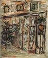 HasegawaToshiyuki-1930-Café Entrance.png