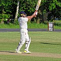 Hatfield Heath CC v. Netteswell CC on Hatfield Heath village green, Essex, England 12.jpg