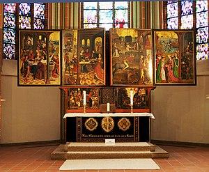 Hauptaltar St. Johanniskirche Lüneburg@20180314.jpg
