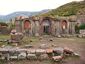 Havuts Tar - Image: Havuts Tar Church