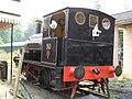 Hawthorne Leslie 0-4-0ST 2450 'Commander B' (1899), ex Chatham Dockyard 'Newcastle' Hollycombe, Liphook 3.8.2004 P8030015 (10353428284).jpg