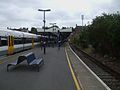 Hayes (Kent) station looking to buffers.JPG