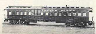 Frank Jay Haynes - Haynes Palace Studio Car, 1901