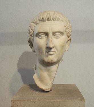 Nerva - Image: Head of Marcus Cocceius Nerva in Museo Nazionale Romano