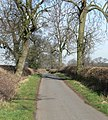 Heading north along Crow Lane - geograph.org.uk - 685030.jpg