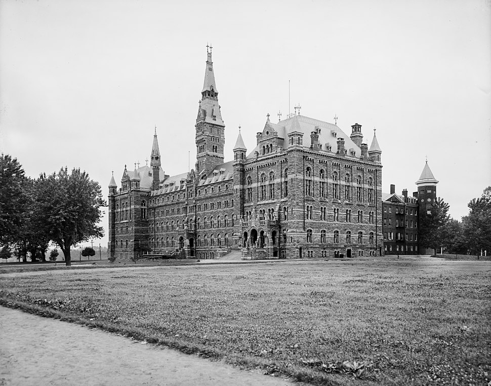 Healy Hall 1904